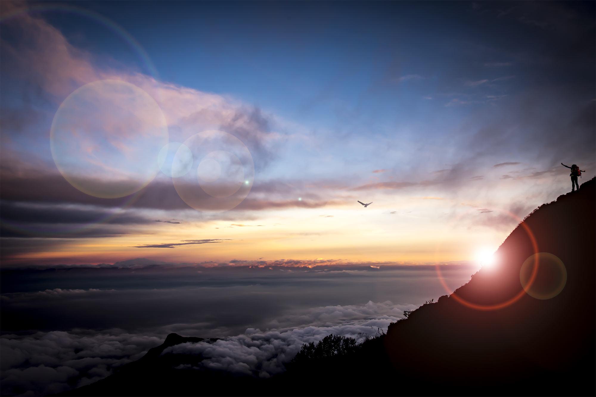 Gloire du sommet